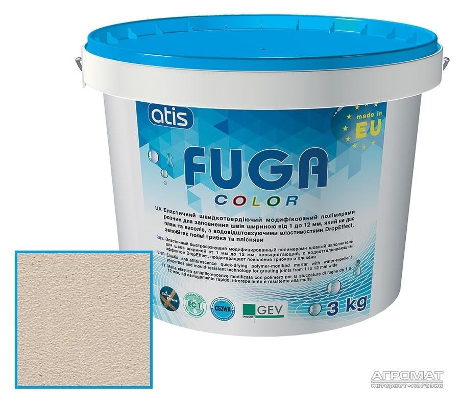Затирка Atis Fuga Color A 133/3кг сахара