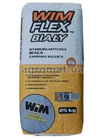 Строительная химия WIM Клей FLEX/25кг (белый)