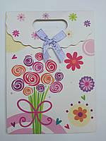 Пакет 26.5*19*9 картонний BL-FG-M017