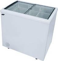 Морозильный ларь DF120SF-S ( стеклянная крышка)
