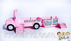 Ігровий набір Лол автобус LOL-01 / Lol camper car / аналог, фото 3