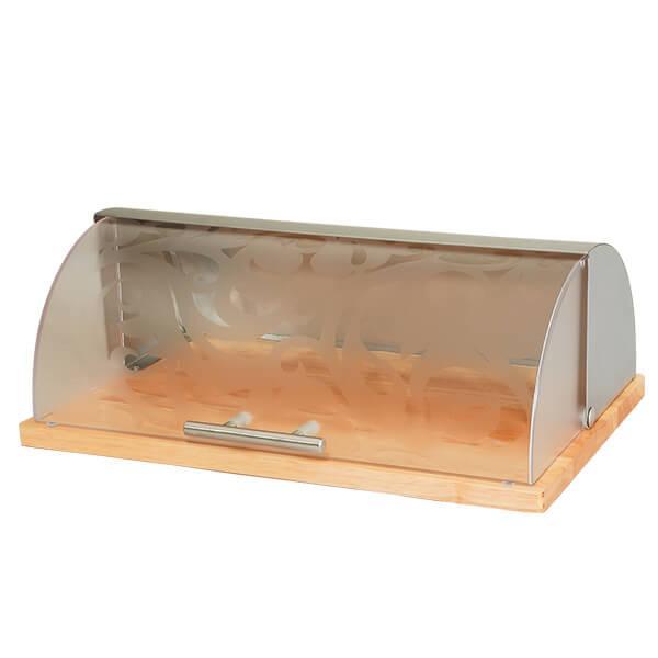 Хлебница бамбук 39*28*16 см MR-1670