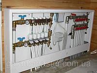 Замена системы отопления в Запорожье