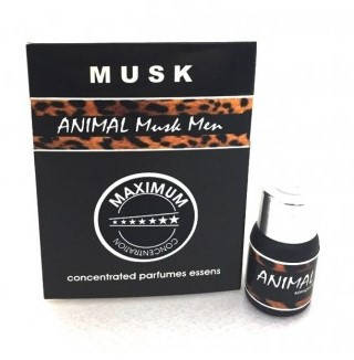 Мужские духи с феромонами Musk Animal Men, 5 мл, фото 2