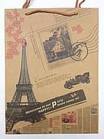 Пакет 27,5*37*10 бумажный HC-NP-A