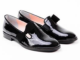 Туфлі Etor 4883-525 чорні
