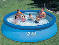 Надувной бассейн 366х76 см Intex 28130 (56420)