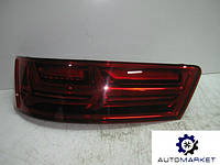 Фонарь внешний левый Audi Q7 2015-2017 (4M)