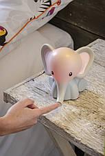 Детский ночник MyBaby Elephant от HoMedics, фото 2