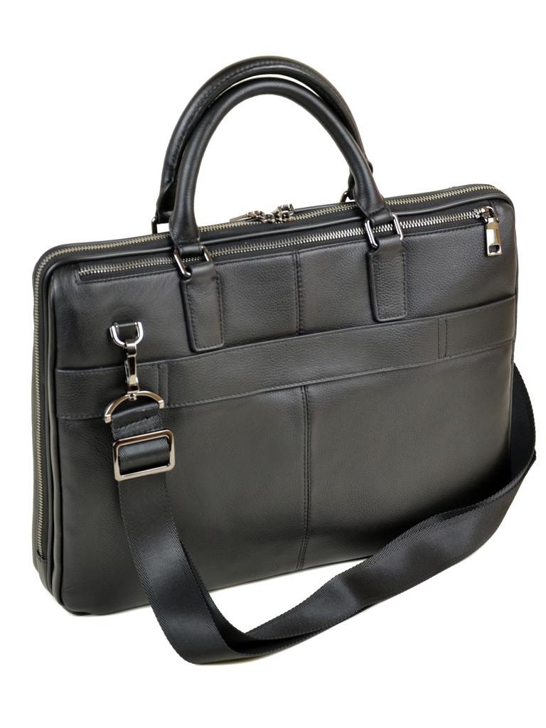 53c3b8b9ab4c ... 2; PODIUM Сумка Мужская Портфель кожаный BRETTON BE 1599-1 black 3 ...