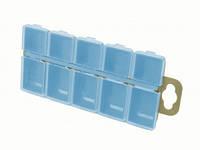 Коробка Aquatech (10 ячеек с крышками)