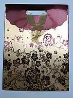 Пакет 32*24*10.5 картонный LY-HD-298-L, фото 1