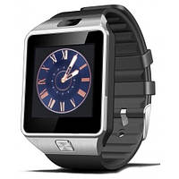 Смарт часы Smart Watch Phone DZ09 Black
