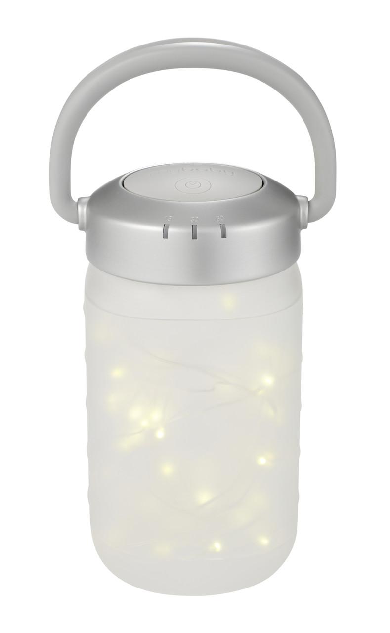 Детский ночник MyBaby Банка со светлячками от HoMedics
