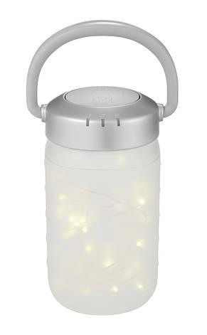 Детский ночник MyBaby Банка со светлячками от HoMedics, фото 2