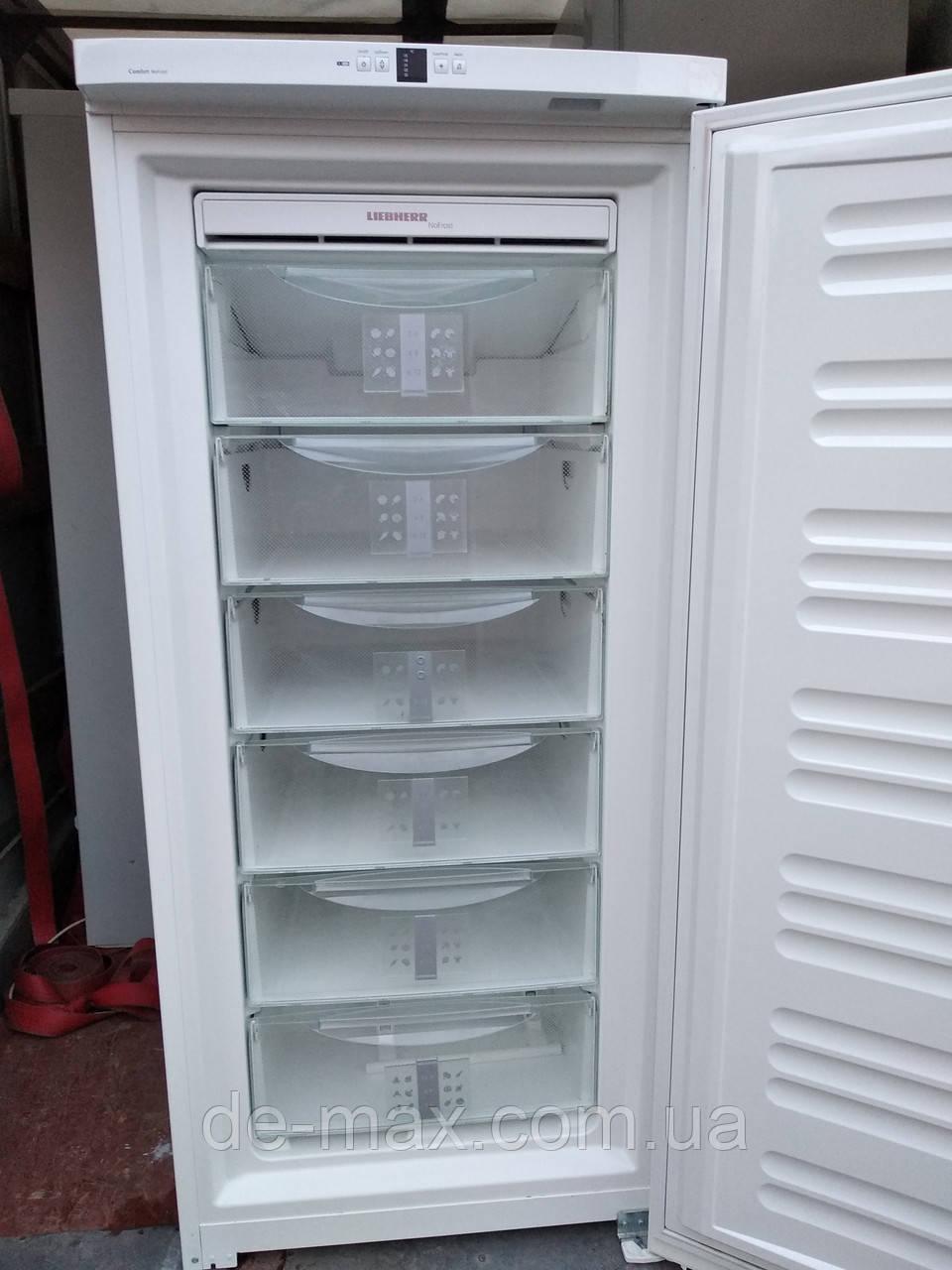 Морозильная камера Либхер Liebherr GN 3113 No Frost 307л А++ дисплей