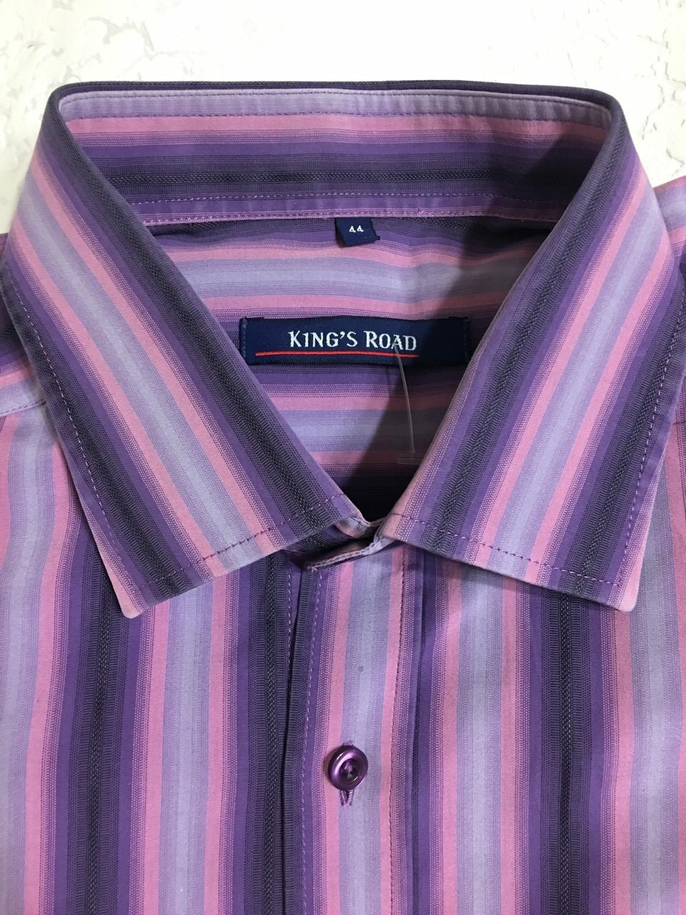 Рубашка мужская KINGS ROAD (2XL/44)