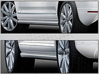 Тюнинг VW Touareg (03-09) накладки на пороги (CarBody)