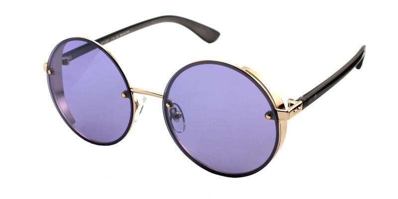 Модні окуляри від сонця круглі Eternal Polaroid