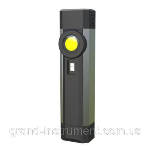 Фонарь светодиодный с ультрафиолетовой подсветкой (Made in GERMANY)  UF-0301
