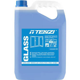 Концентрированное средство для мытья стекол, зеркал и других стеклянных элементов 5 л GLASS Tenzi