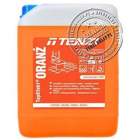 Нейтральное моющее средство 10л TopEfekt ORANZ Tenzi
