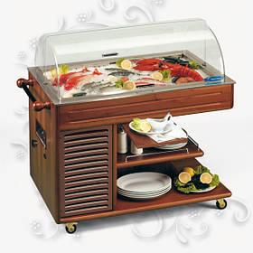 Салат-бар Murena Tecfrigo холодильный
