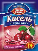 Кисель со вкусом вишни ТМ Смачна кухня, 90 г
