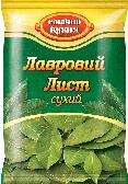 Лавровый лист сухой ТМ Смачна кухня, 18 г
