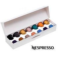 Дегустационный набор Nespresso - 14 шт. Швейцария (Неспрессо оригинал)