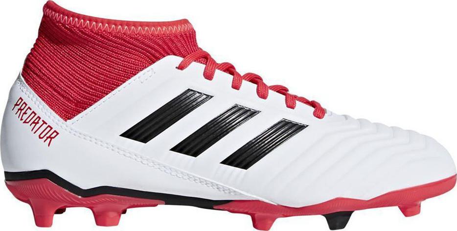 Детские бутсы Adidas PREDATOR 18.3 FG J - Оригинал (CP9011)