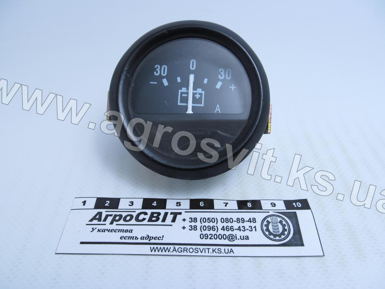 Указатель силы тока -30+30 А , АП-110-3811010