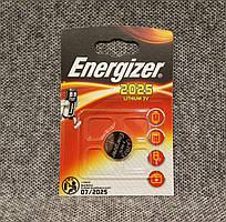 Батарейки Energizer CR2025