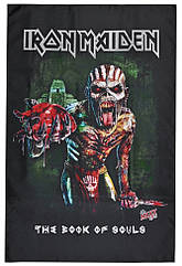 "Флаг Iron Maiden ""The Book Of Souls"""