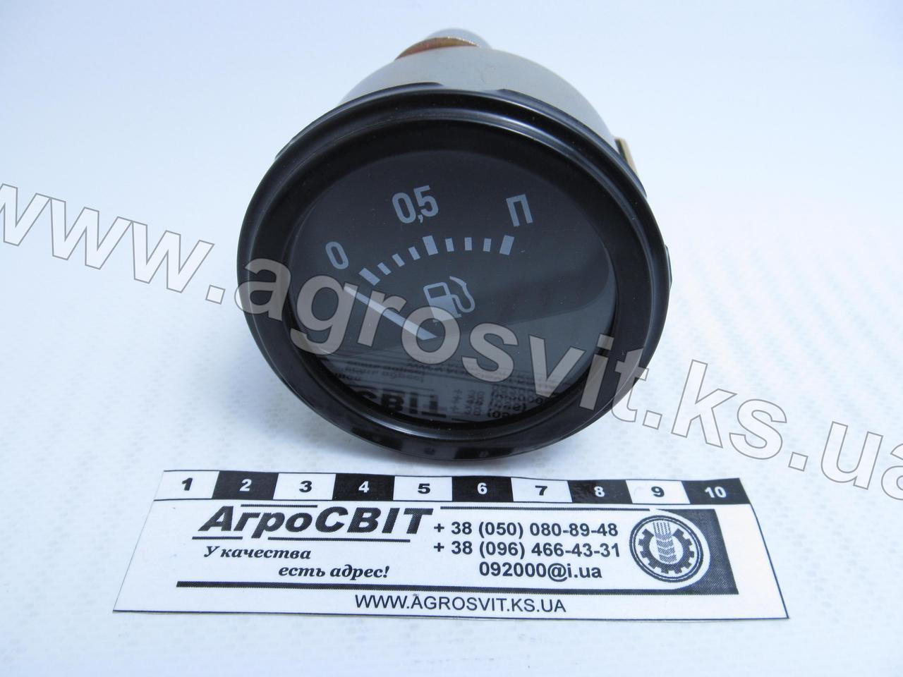 Указатель уровня топлива 12 V (Прибалтика), УБ-126