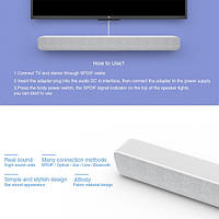 Саундбар Xiaomi Mi TV AUDIO Speaker (MDZ27DA) Sound Bar Soundbar, фото 1