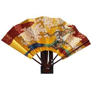 Японский веер «Цветение сакуры»