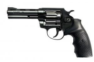 "Револьвер під патрон флобера SNIPE - 4"" (гума-метал)"