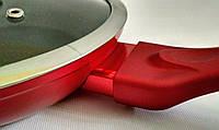 Мраморная Сковорода традиционная 26 см Bohmann BH 1009-26 антипригарное покрытие