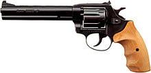 """Револьвер под патрон флобера SNIPE - 6"""" (дерево)"""