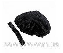 Шапочка-берет Monaco, упаковка 100 шт., цвет черный