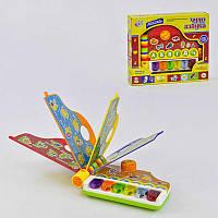 """Пианино """"Чудо азбука""""  музыкальные и световые эффекты, детская игрушка"""