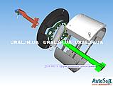 Кулак разжимной задній правий 5320-3502110-10 (пр-во КАМАЗ), фото 2