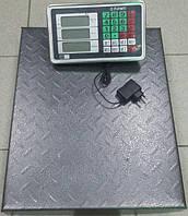 Товарные весы Олимп TCS-102 С (300 кг).450х600 мм., фото 1