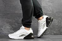Мужские кроссовки в стиле Nike Air Max 95 + Max 270 белые