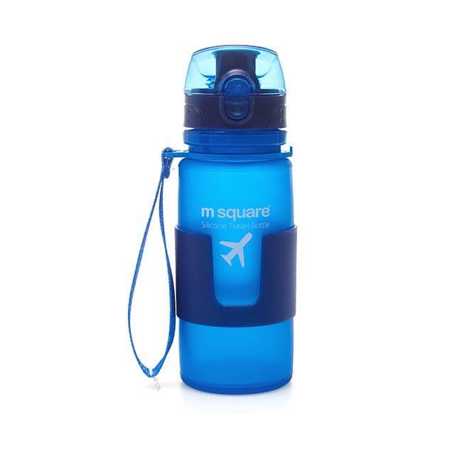 Силиконовая бутылочка для воды