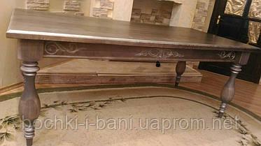 Стол обеденный из ясеня, фото 2