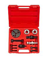 Набор для снятия муфты компрессора кондиционеров работающих с хладогентом типа R4 и R6, HR-6, DA-6 и V5 Force 912G11