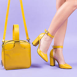 Квадратная сумка женская из натуральной кожи. Цвет на выбор. Индивидуальный пошив.