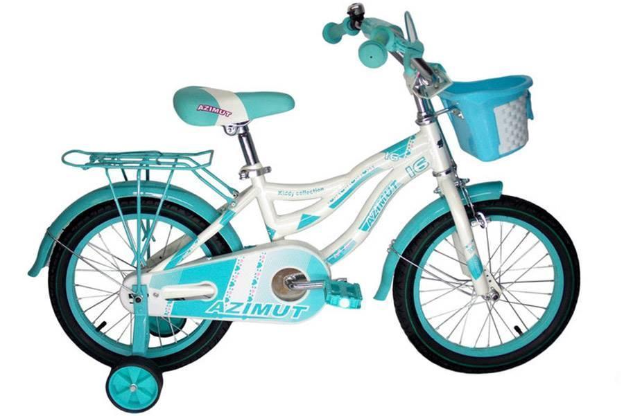 "Велосипед 2-х кол. Kiddy Crosser 20"" бирюзовый"